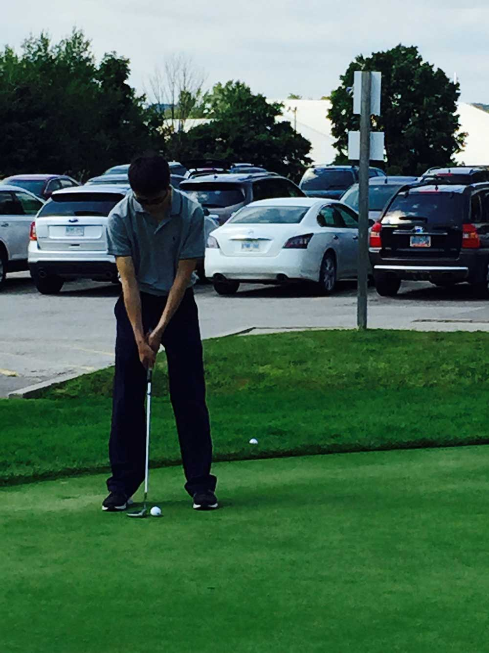 Sloan Partners North York Office Space Tenant Golf Event
